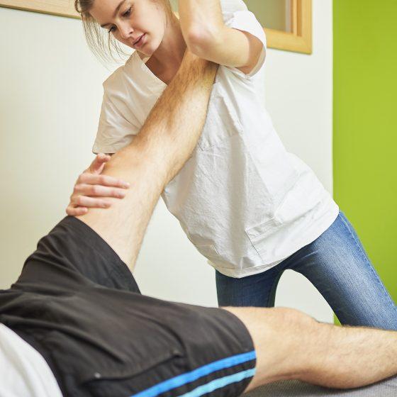 exercice kinésithérapie
