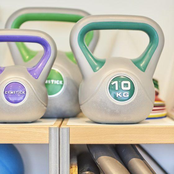 Kettlebells et autre matériels de sport